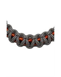 Isabel Marant | Multicolor Hand-woven Ross Choker | Lyst