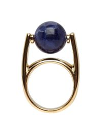 Chloé | Blue Stone Abby Ring | Lyst