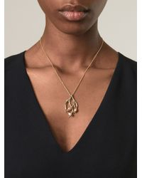Shaun Leane - Metallic 'Hawthorn' Citrine Necklace - Lyst