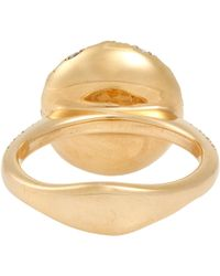 Roberto Marroni | Metallic Baby Sand Ring | Lyst