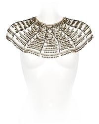 Rosantica | Black L'imperatrice Necklace | Lyst