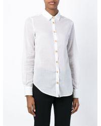 Forte Forte | White Classic Shirt | Lyst