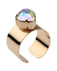 First People First | Multicolor Ring | Lyst