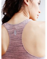 Free People - Purple Aurora Bra - Lyst