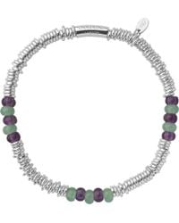Links of London | Metallic Wimbledon Extra-small Sweetie Bracelet - For Women | Lyst
