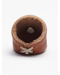Free People | Brown Womens Red Sands Ring | Lyst
