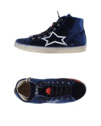 Ishikawa | Blue High-tops & Trainers | Lyst
