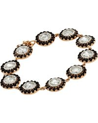 Irene Neuwirth - White Circle-link Bracelet - Lyst