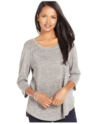 Style & Co. | Gray Only At Macy's | Lyst