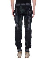 Dries Van Noten - Green Casual Pants for Men - Lyst