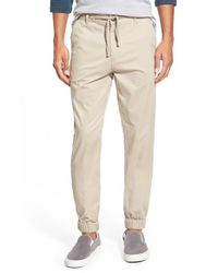 Katin | Natural 'stage' Jogger Chinos for Men | Lyst