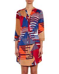 Diane von Furstenberg - Multicolor Freya Dress - Lyst