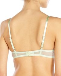 BCBGeneration - Green Best Friend Bralette - Lyst