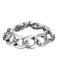 Karen Kane - Metallic Secret Garden Link Bracelet for Men - Lyst