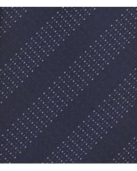 Reiss - Blue Darling Patterned Silk Tie for Men - Lyst