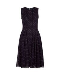 Hobbs - Blue Isla Dress - Lyst