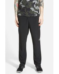 Athletic Recon | Black 'combat' Sretch Woven Training Pants for Men | Lyst