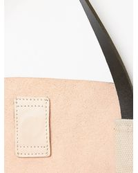 Free People - Blue Old Trend Womens Dip Dye Leather Tote - Lyst