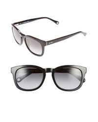 Jack Spade Black 'bryant' 52mm Sunglasses for men