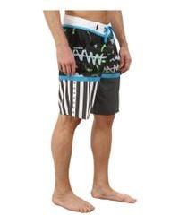 Quiksilver - Multicolor Remix 21 Boardshorts for Men - Lyst
