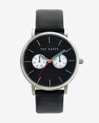 Ted Baker - Black Matte Dial Watch for Men - Lyst