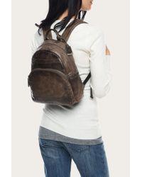 Frye - Brown Melissa Backpack - Lyst