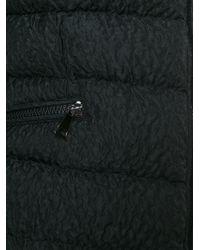 Moncler - Black 'Blandy' Padded Jacket - Lyst