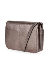 Hobbs | Metallic Adlington Satchel | Lyst