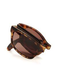 Ted Baker - Brown Foldable Sunglasses for Men - Lyst