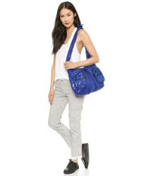 Alexander Wang - Blue Donna Hobo Bag - Nile - Lyst