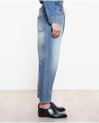 Miharayasuhiro - Blue Jogger-jeans for Men - Lyst