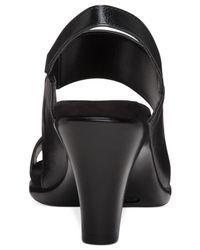 Aerosoles - Black Musician Dress Sandals - Lyst