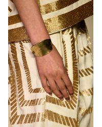 Mara Hoffman | Metallic Ulu Cuff By Erin Considine | Lyst