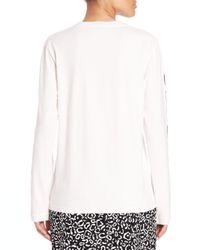 Adidas Originals - White Peligro Graphic Tee - Lyst