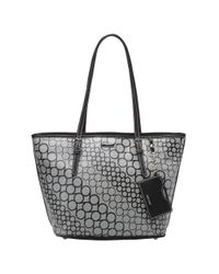 Nine West - Gray Ava Tote - Lyst