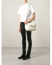 Marc By Marc Jacobs | White 'new Q Quilted Natasha' Crossbody Bag | Lyst