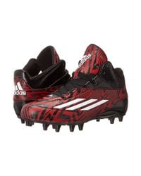 Adidas - Red Filthyspeed 2.0 Mid Fly for Men - Lyst