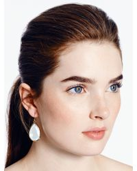 kate spade new york - Metallic Day Tripper Earrings - Lyst