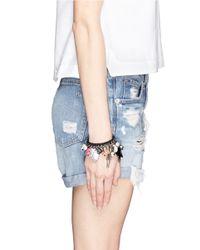 Venessa Arizaga | Multicolor 'charmed Memories' Bracelet | Lyst