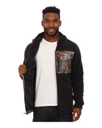 Under Armour - Black Caliber Sherpa Hoodie for Men - Lyst