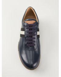 Bally - Blue Freenew Sneakers for Men - Lyst