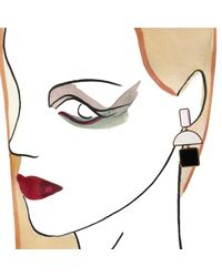 Lizzie Fortunato | Multicolor Diego Plexiglass Earrings | Lyst
