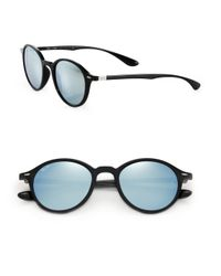 Ray-Ban | Black Phantos 50mm Sunglasses for Men | Lyst