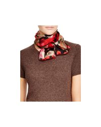Ferragamo - Black Icona Set Scarf - Lyst