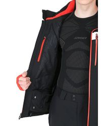Spyder | Black Titan Thinsulate Ski Jacket for Men | Lyst