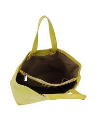 Furla | Yellow Handbag | Lyst