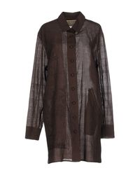 By Walid - Brown Kaftan - Lyst