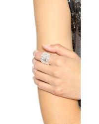Aurelie Bidermann | Metallic Marella Ring | Lyst