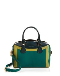 Burberry Prorsum - Green Satchel - Bee Bag - Lyst