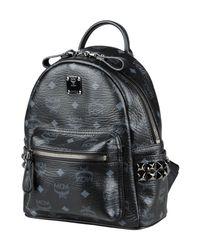 MCM - Blue Stark Bebe Boo Backpack - Lyst